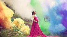 Después de 6 abortos queda embarazada y lo celebra así