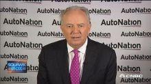 AutoNation's quarter 'exceptional' says CEO Mike Jackson
