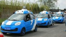 Microsoft is teaming up with a Chinese rival to power self-driving cars