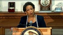 AG Lynch To Visit Baltimore After Police Death