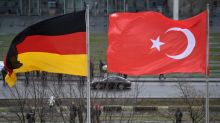 Turkey accuses Germany of 'great political irresponsibility'