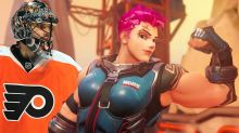 How did Ilya Bryzgalov end up in Overwatch?