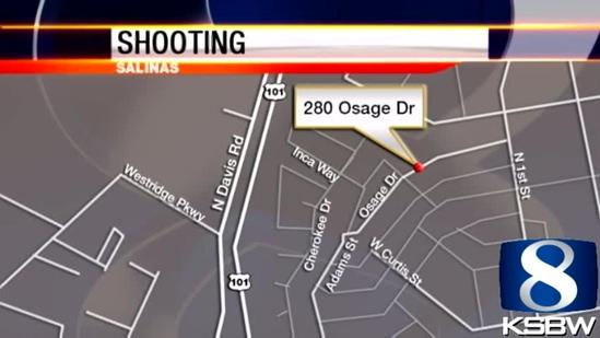 Salinas police ID man officers killed; shooting happens minutes later