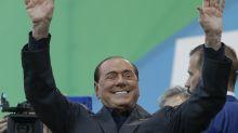 Ex-primeiro-ministro da Itália, Silvio Berlusconi, testa positivo para Covid-19