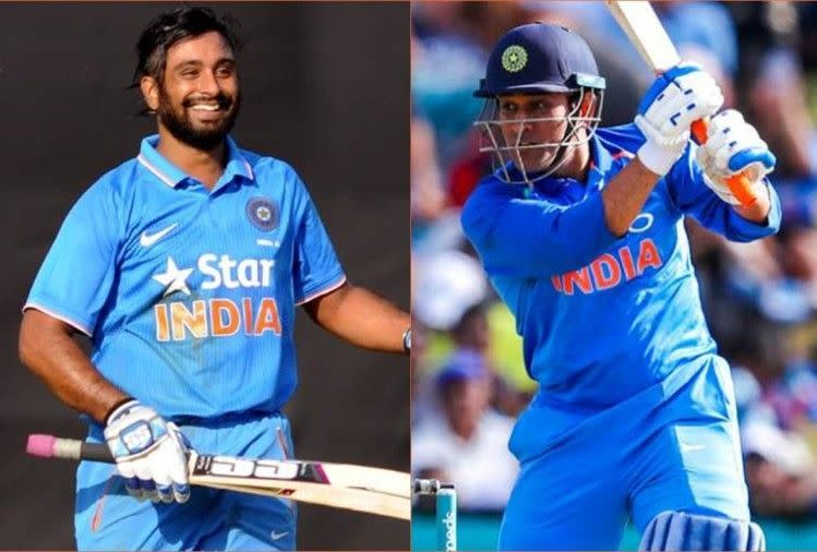 Ambati Rayadu and MS Dhoni: The 2 Mainstays of the present Middle Order