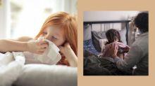 【流感】上呼吸道感染爆發 防止嬰幼兒中招除了母乳 還可喝這……