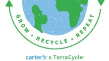 Carter's Launches First Children's Clothing Recycling Program With TerraCycle®