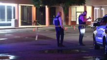 Gunfight ends with 3 people shot outside Houston bar