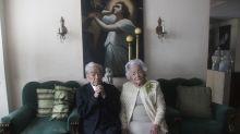 Una pareja de ancianos ecuatorianos rompe el récord como la más longeva del mundo