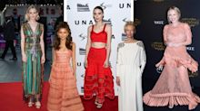The best dressed celebrities of the week: 2 October 2017