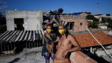 Desplazados: la lucha de indígenas brasileños en la ciudad contra el coronavirus