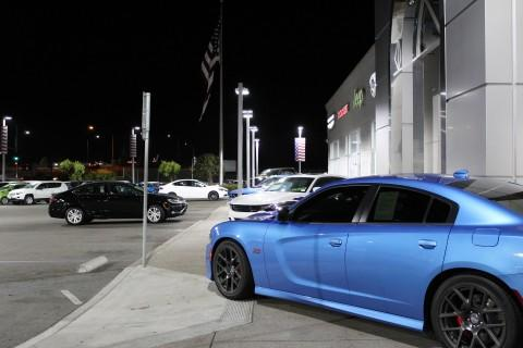 Current by GE Reduces Lighting Energy Consumption by 50 Percent across More Than 50 FCA Plants and Dealerships