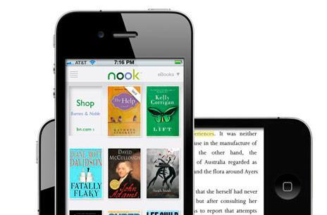 Nook for iPhone, iPad and PC see updates, slew of new features in tow
