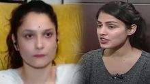 Ankita Lokhande lashes out at Rhea Chakraborty on her allegations. Watch the video to know more about this !