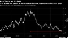 Barclays Sees U.K. Stocks Losing, Regardless of Brexit Outcome