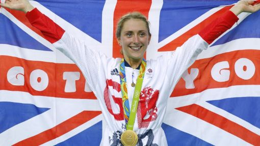 Cyclist Laura Trott irked by Team GB questions