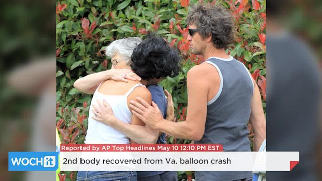 2nd Body Recovered From Va. Balloon Crash