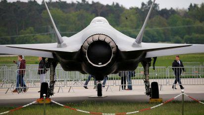 Lockheed Martin raises profit forecast, shares jump