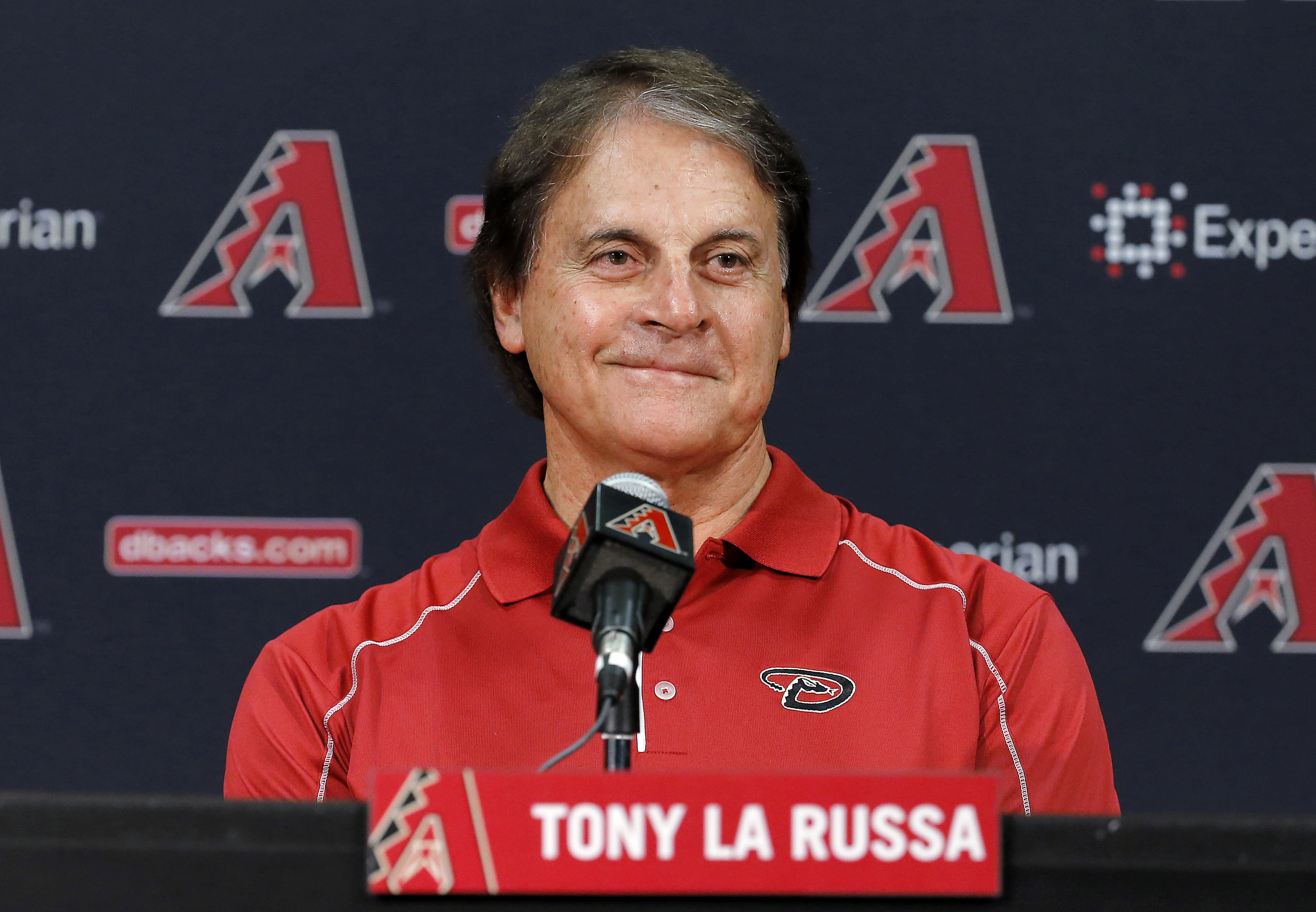 White Sox announce Hall of Famer Tony La Russa as new manager