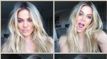 Los cinco trucos de Khloé Kardashian para no engordar en Navidad