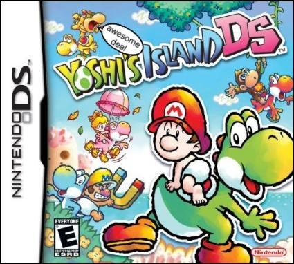 Yoshi's Island for a Baby Mario-sized price