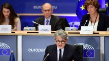 Face à Huawei, Thierry Breton et Bruxelles haussent le ton