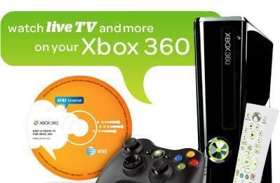 AT&T stops offering Xbox 360 U-verse bundle until it can deliver an updated version