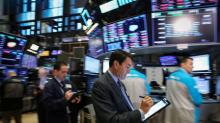 Wall Street powers world stocks; dollar up on Brexit woes