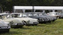 Des milliers de Citroën à la Ferté-Vidame