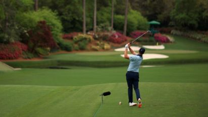Masters 2021 LIVE: Leaderboard, latest scores and updates from round three at Augusta
