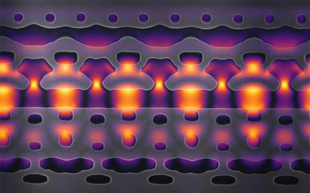 Stanford researchers manage to put a particle accelerator on a silicon chip