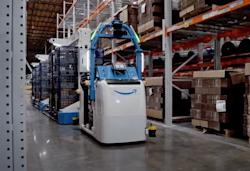 Amazon hopes more robots will improve worker safety