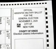 Error leaves thousands in NYC with flawed absentee ballots