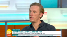 Laurence Fox suffering from insomnia over death threats