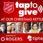 The Salvation Army Canada launches digital, touchless giving for Christmas Kettles Campaign, powered by Rogers