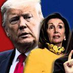 Trump rants about his women troubles: Kamala, Mika, Nancy and AOC