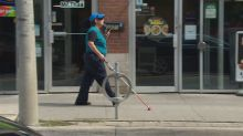 Blind Canadians guided by beacon technology