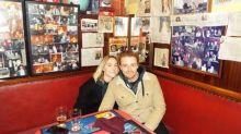 Mary Queen of Scots stars enjoy 'quiet drink' in Glasgow pub