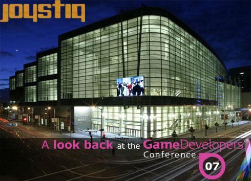 A look back at GDC 2007