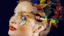 These Halloween Face Paint Ideas Will Let You Skip the Uncomfortable Costume