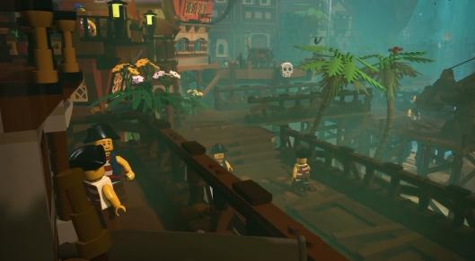 LEGO Minifigures Online previews a world of pirates