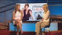 'Orange Is The New Black' Star Alysia Reiner Talks Show's Second Season