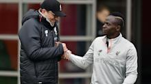 Liverpool's Sadio Mané set for knee surgery on Tuesday