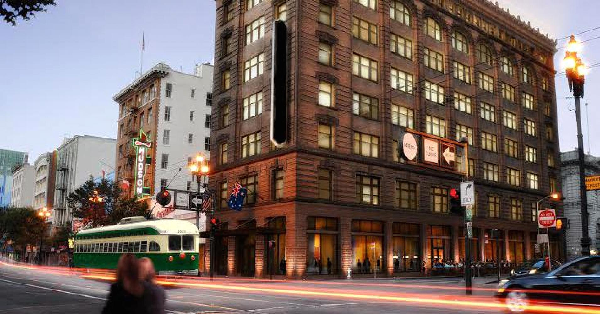 Hip hotels get boost from crowdfunding for Hippest hotels