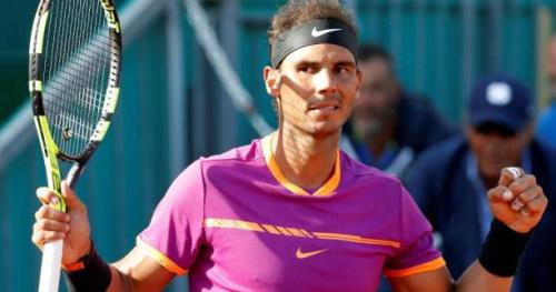 Tennis - ATP - Barcelone - Rafael Nadal remporte son dixième tournoi de Barcelone