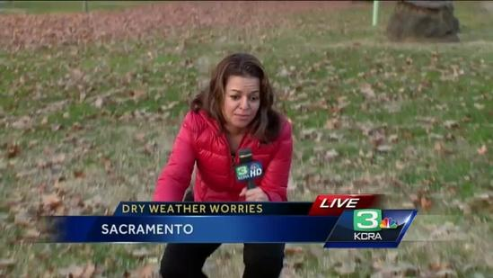 Lack of rain worries some NorCal farmers