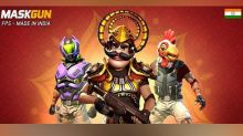 Made in India shooting game MaskGun gets 5 lakh downloads in a week