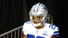 Cowboys RB Tony Pollard on prepping with Elliott this offseason: 'We both are locked in'