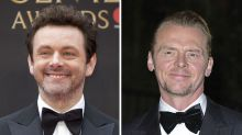 Michael Sheen says he's always being mistaken for Simon Pegg
