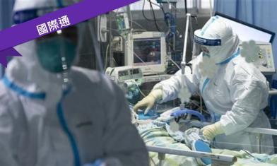 港防疫官員:整個香港都在爆發